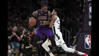 Lakers vs Bucks game will face very low ratings