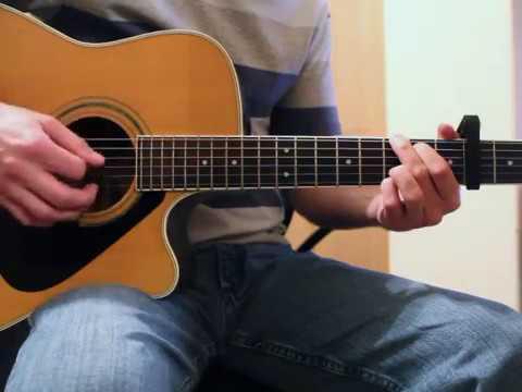 Space - Maren Morris - Guitar Lesson