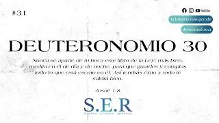 Deuteronomio 30 — Devocional S.E.R. #31