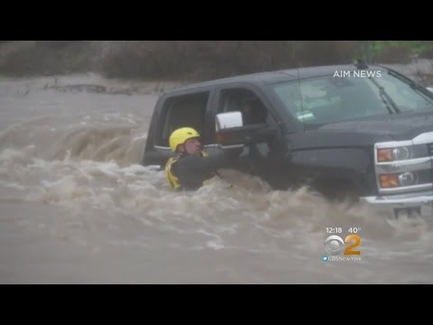 Deadly Flooding In Southern California