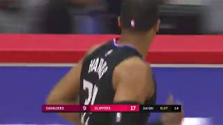 Cleveland Cavs vs LA Clippers full game highlights