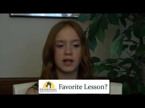 Montessori Regional Charter School - Class of 2014