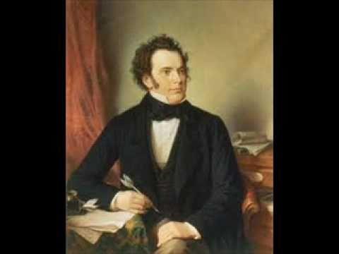Friedrich Wührer plays Schubert Sonata in B flat D 960 (1/3)