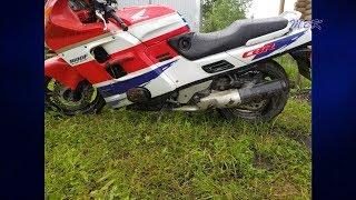 В Бердске угнали мотоцикл HONDA и мотобур