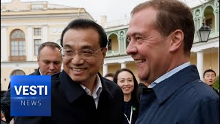 Russia and China Joint Mission to the Moon? Medvedev Floats Idea of Strategic Space Partnership!