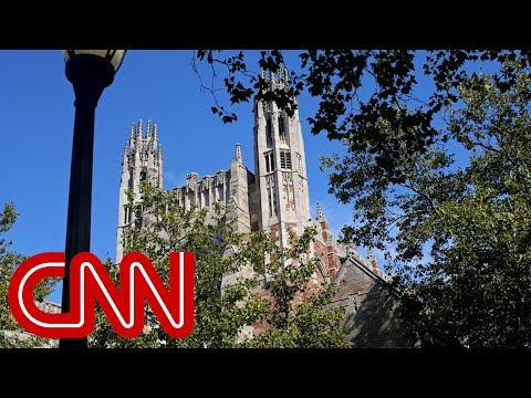 Yale rescinds student's admission in wake of scandal