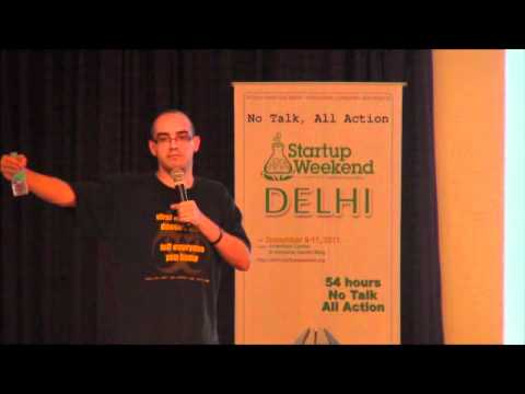 [Video, 2011] @davemcclure @ #swdel : How to Pitch a VC