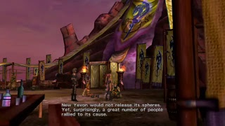 Final Fantasy X-2 part 2 Exploring the world