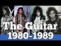 Capture de la vidéo The Guitar 1980-1989 | Rock Guitar Heroes