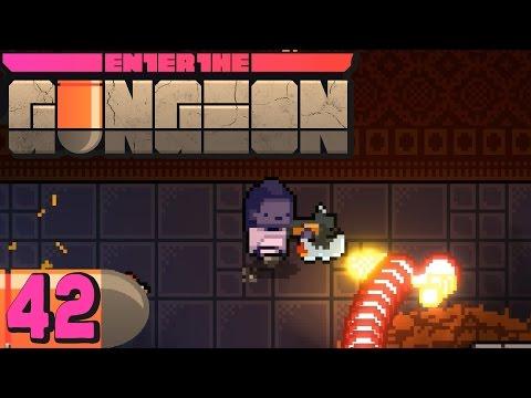 Enter the Gungeon Let's Play - Episode 42 - Huntsman Hunter [Enter the Gungeon Gameplay]