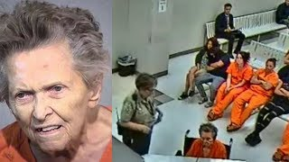92 year old woman 'kills Son' Because he Tried to Put her in Nursing Home!