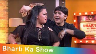 Comedy Special - Bharti - Sudesh - भारती का शो - आना ही पड़ेगा - Shemaroo Comedy
