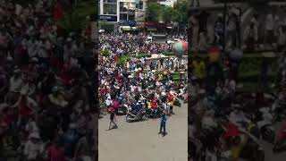 Saigon - Biểu Tình Phản Đối Luật Đặc Khu cho TQ thuê đất 99 năm - 10/6/2018