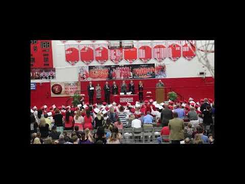 2019 Vandalia Community High School Graduation Ceremony