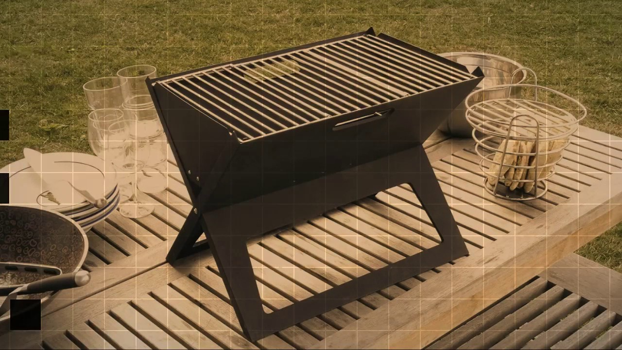 Foldable BBQ do it yourself 20