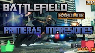 BATTLEFIELD HARDLINE | PRIMERAS IMPRESIONES