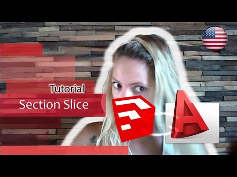 Tutorial Sections SketchUp to CAD - SketchUp to DWG ou DXF