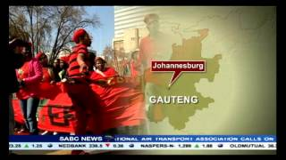 EFF disrupts proceedings at Gauteng legislature