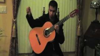Etude no. 1 in E minor by Heitor Villa - Lobos. Performed by Royce Lopez