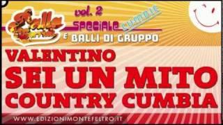 VALENTINO SEI UN MITO - COUNTRY CUMBIA - BALLA E SORRIDI VOL.2  - TRIBUTO A VALENTINO ROSSI