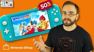 The Nintendo Switch Winter Sale Is Crazy (700 Games On Sale)