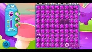 Candy Crush Soda Saga Level 1241 ★★★ Coloring Candy Fun The Highest Score