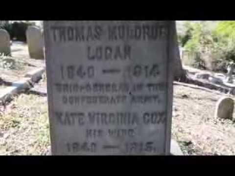 Thomas M. Logan (Hollywood Cemetery)