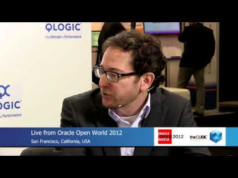 Gary Orenstein - Oracle Open World 2012 - theCUBE
