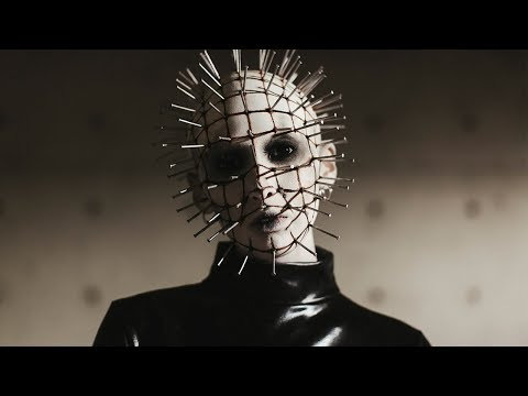 Lady Hellraiser - Pinhead Inspired Makeup/Cosplay Tutorial