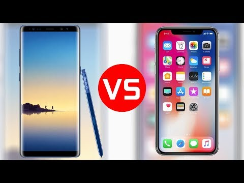 Download Youtube: iPhone X Vs Samsung Galaxy Note 8 - Which One's Better?