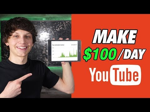 How To Make Money On YouTube Without Making Videos (Financial Channels)