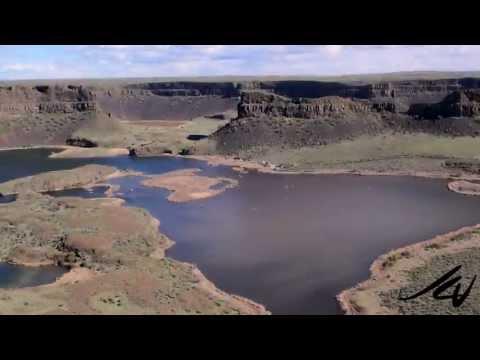 Sun Lakes-Dry Falls State Park - Washington State Travel - YouTube