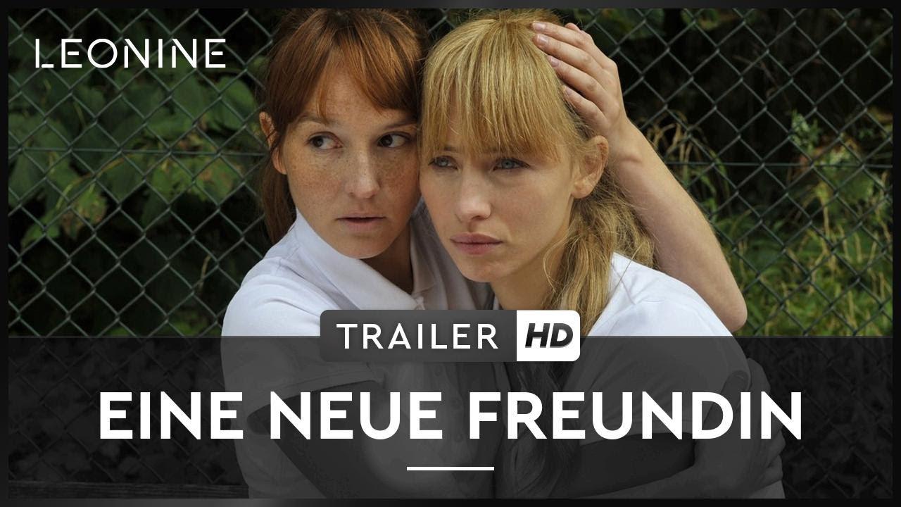 Eine Neue Freundin Trailer Deutschgerman Youtube