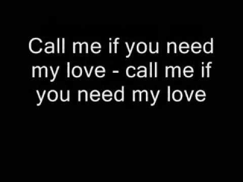 Queen + Paul Rodgers - Call Me (Lyrics)