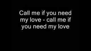 Queen + Paul Rodgers - Call Me (Lyrics)