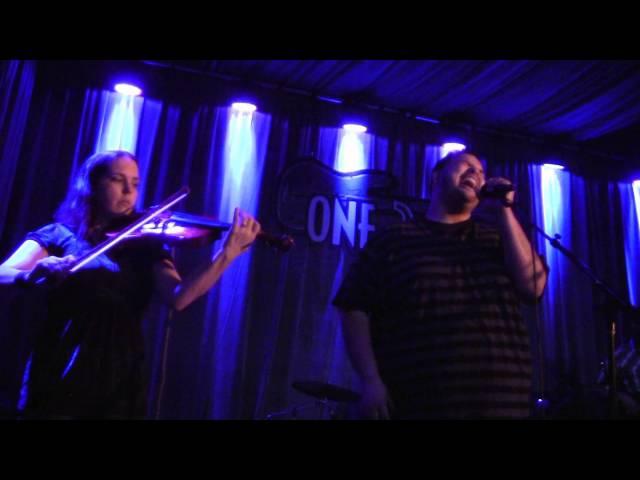 "RAY PRIM ""No Saints Allowed"" at One-2-One Bar, Austin, Tx. April 20, 2013"