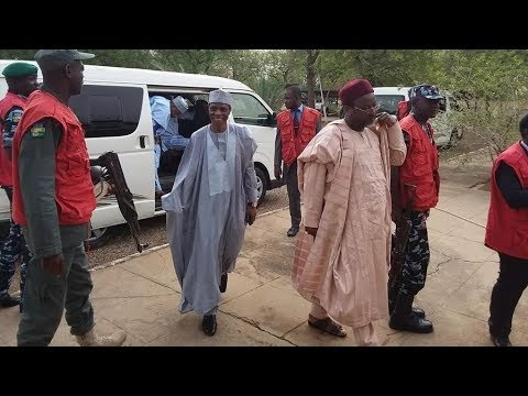 Sokoto court remands Shagari, 4 PDP chieftains in police custody over N500m money laundering