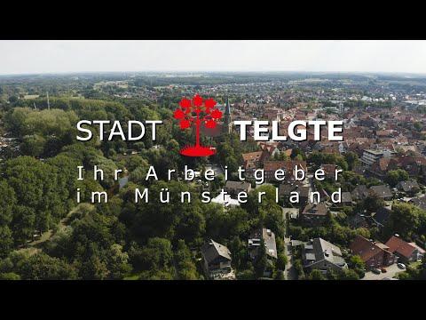 Stadt Telgte - Ihr Arbeitgeber im Münsterland