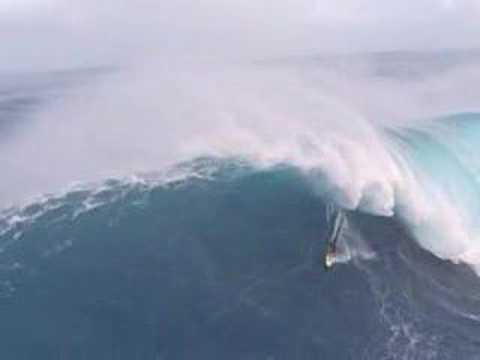 Giant wave 64 ft, Mike Parsons final part II Billabong Jaws