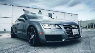 Audi A7 on 20