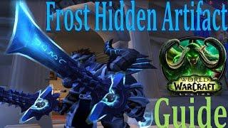 Legion Frost DK Hidden Artifact Guide - World Boss Drop - Soul Taker