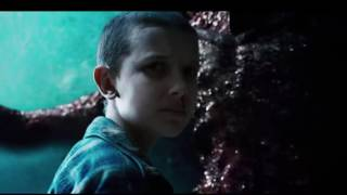 Stranger Things- Eleven Kills the Monster(Goodbye Mike)(HD)--(Season 1) Ep. 8-CLIP