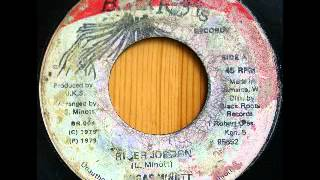 SUGAR MINOTT + CAPTAIN SINBAD - River Jordan + 51 storm (1979 Black roots)