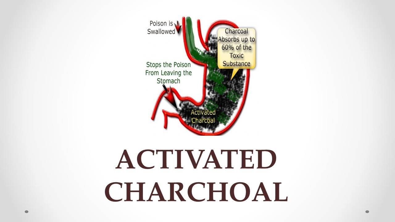 activated charcoal uses for stomach