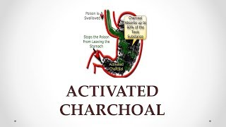 Activated charcoal uses, antidote effects, mechanism, indications and ADR's ☠