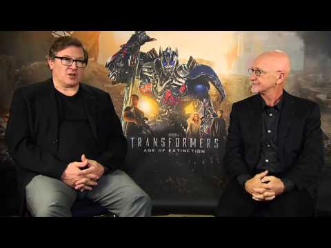 Lorenzo di Bonaventura & Ian Bryce - Transformers: Age of Extinction