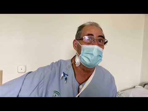 Recibe el alta un paciente trasplantado que previamente estuvo conectado a un corazón artificial