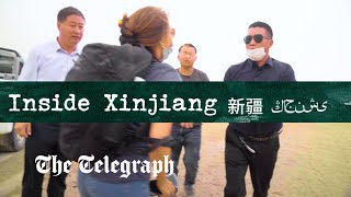 video: US congressional commission calls on Hilton to cut links for project in China's Xinjiang?