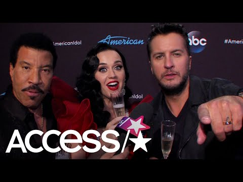 'American Idol': Luke Bryan Issues A Warning For Katy Perry's BF Orlando Bloom | Access