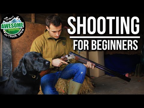 Shotgun Shooting for Beginners | TA Outdoors